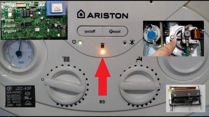 Chaudière à double circuit Ariston