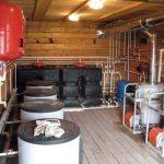 Comment régler une chaudière diesel Kiturami