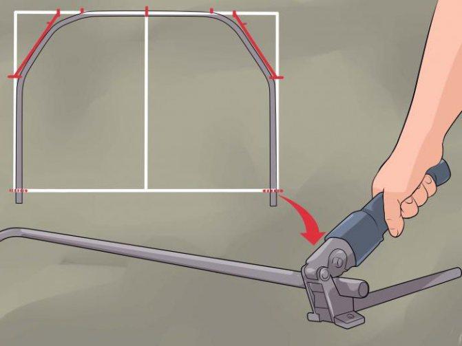 comment plier un tuyau vous-même sans cintreuse de tuyaux