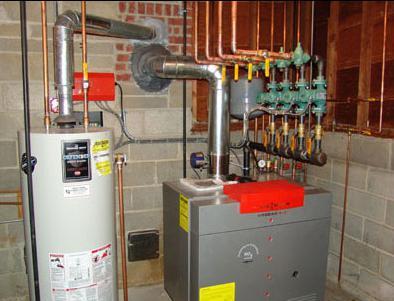 avis sur les chaudières à gaz au sol à double circuit
