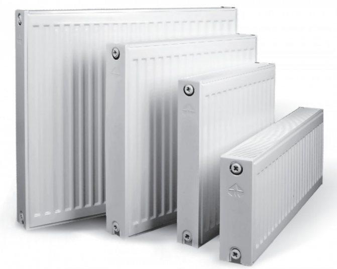radiateurs de chauffage en cuivre