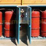 Le chauffe-eau à gaz peut-il fonctionner à partir d'une bouteille de gaz (propane)