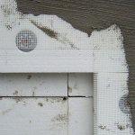 Est-il possible de plâtrer sur de la mousse avec du mortier de ciment