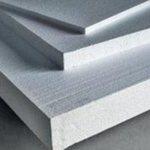 polystyrène expansé pour chauffage par le sol