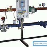 Le cadre de commande de chauffage permet le fonctionnement automatique du système.