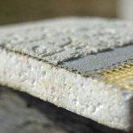 technologie d'isolation des murs avec mousse à l'extérieur
