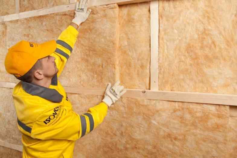 Isolation des murs avec de la laine minérale - types et principe de fonctionnement