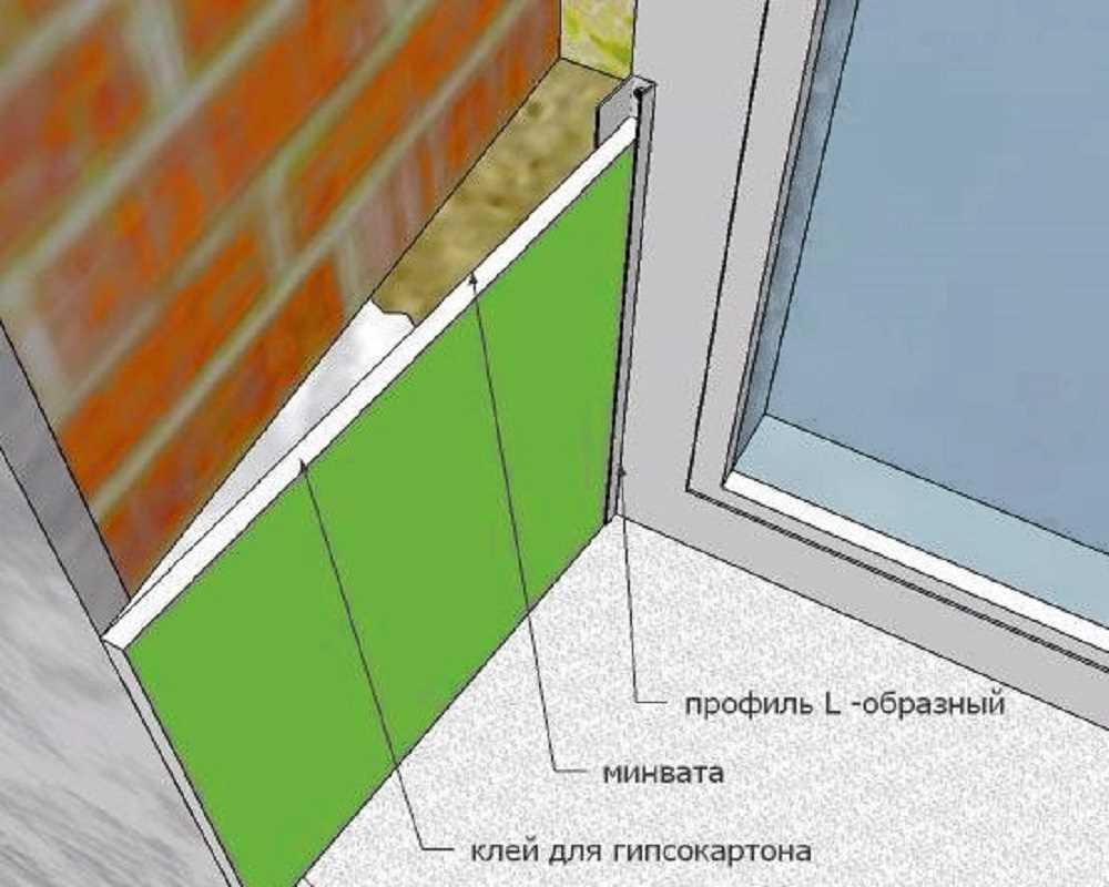 possibilité d'imperméabiliser les fenêtres des appartements avec un scellant