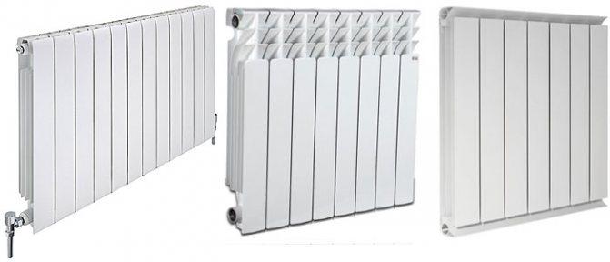types de batteries chauffantes